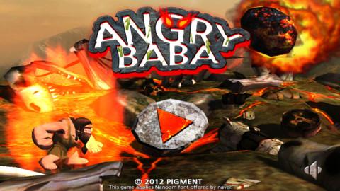 Angry Baba, Angry Baba iPhone,Angry Baba iOS, Angry Baba TechBuzzes