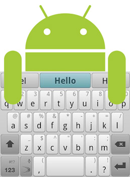 Android Keyboard,
