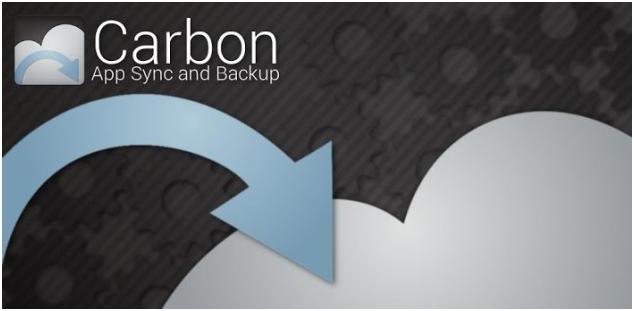 Android Apps,Carbon App,carbon Android App,carbon backup,carbon restore,techbuzzes