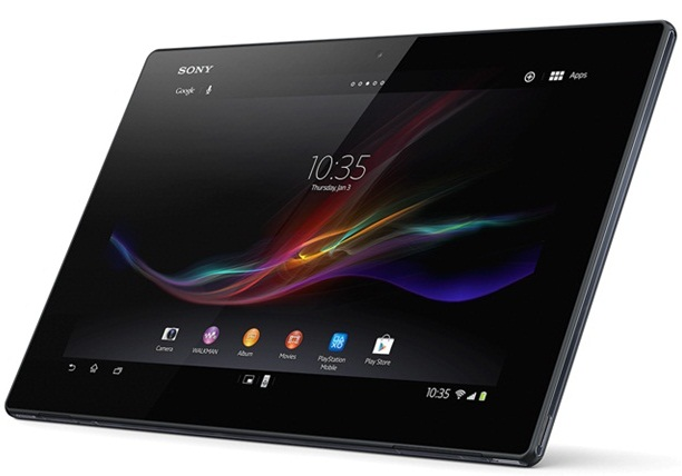 Sony Xperia,Xperia Tablet Z,techbuzzes