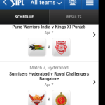 ipl live, ipl live scores, techbuzzes.com,techbuzzes, ipl schedule, Indian Premier League live updates,ipl 2013,bcci,android, ios, iphone, ipad, windows, blackberry, windows phones, apps, ipl cricket apps