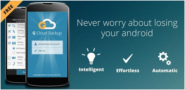 Cloud Storage,G Cloud Backup,techbuzzes
