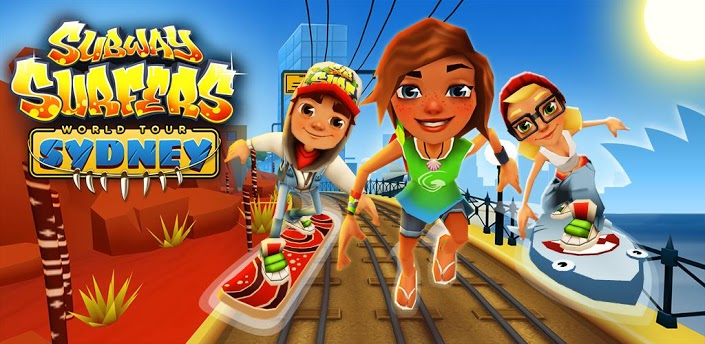Subway Surfers Sydney,techbuzzes
