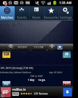 ipl live, ipl live scores, techbuzzes.com,techbuzzes, ipl schedule, Indian Premier League live updates,ipl 2013, ,crciitch, android, ios, iphone, ipad, windows, blackberry, windows phones, apps, ipl cricket apps