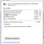 Disk Cleanup,Windows Disk cleanup,Speed Up the Computer,techbuzzes