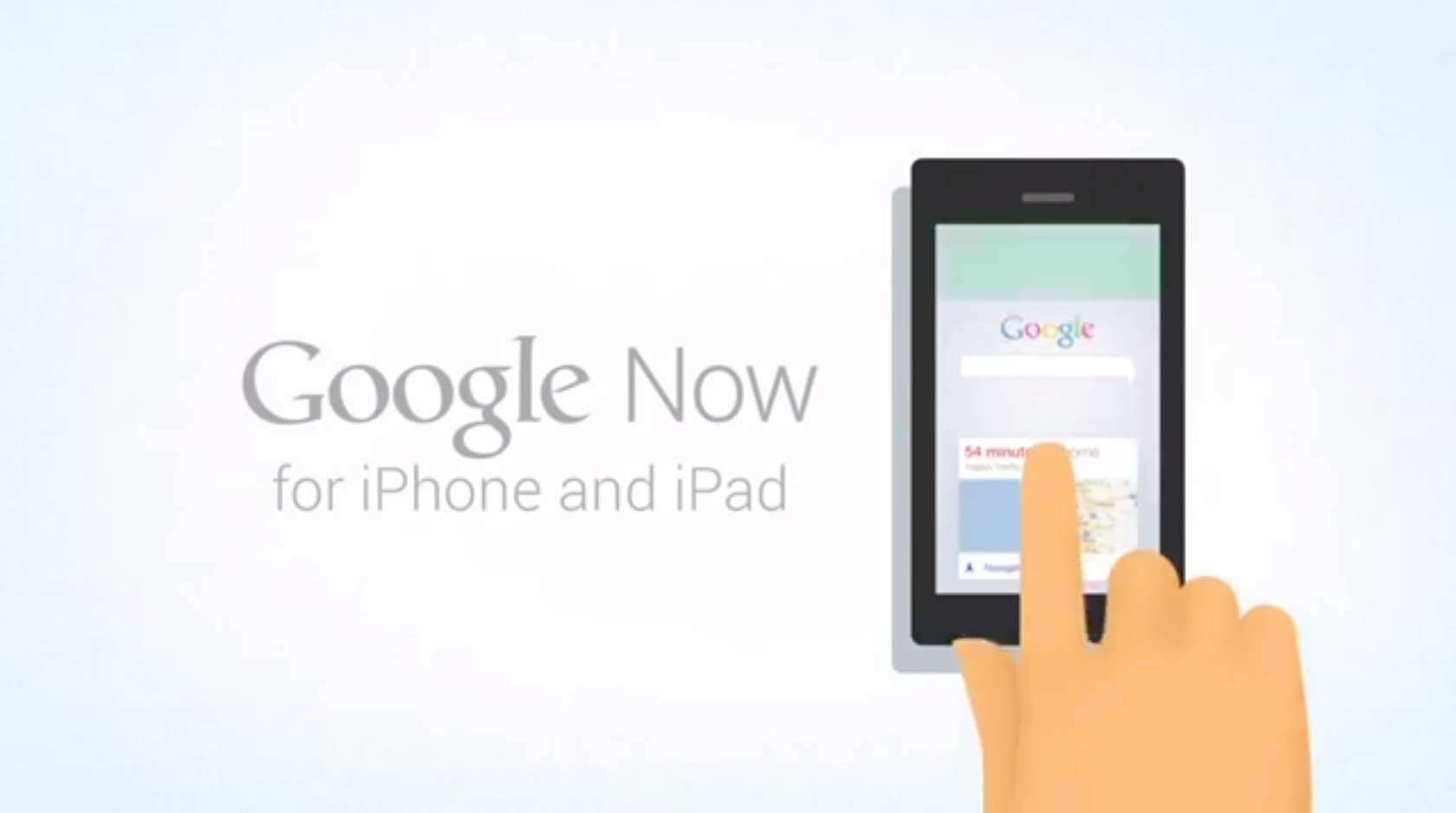 Google Now on iOS, Techbuzzes