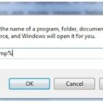 temp folder,windows temp folder,Speed Up the Computer,techbuzzes