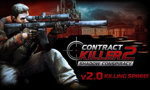 contract killer 2, action game, android, ios, action games for android, action game for ios, techbuzzes.com, techbuzzes, itunes, Google play, contract killer