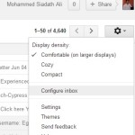 Configure inbox,gmail Configure inbox,Gmail new,techbuzzes