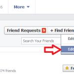Facebook Friends,Hide Your Facebook Friends List,Hide Facebook Friends List,Hide Facebook Friends