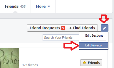 Facebook Friends,Hide Your Facebook Friends List,Hide Facebook Friends List,Hide Facebook Friends
