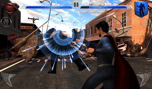 man of steel iron man 3, android, superman, ios, superhero, techbuzzes.com, android game, ios game, action game, superhero game, techbuzzes, games