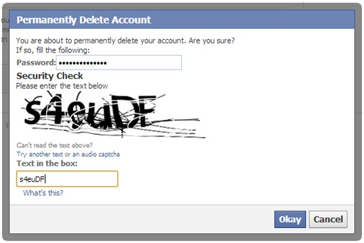 delete facebook account,Permanently Delete Account,Permanently Delete facebook Account,techbuzzes,