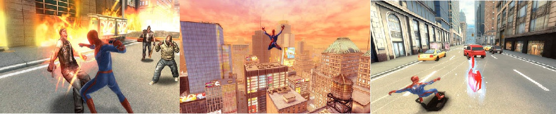 The Amazing Spiderman,The Amazing Spiderman for android,