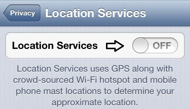 Location Services, iPhone Location Services,techbuzzes