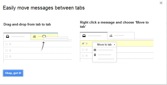 Gmail New,Gmail tabs,techbuzzes,gmail,gmail new interface