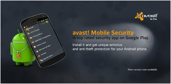 Antivirus For Android , Avast Free Mobile Security Android, Avast! Free Mobile Security App, techbuzzes