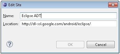 Eclipse ADT Edit Site, Eclipse Edit Site, Techbuzzes