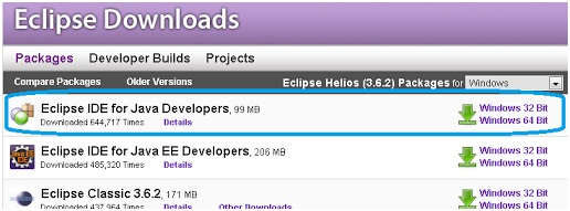 Eclipse Downloads, Android Eclipse Downloads, Android SDk, techbuzzes