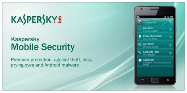 Antivirus For Android , Kaspersky Mobile Security Android, Kaspersky Mobile Security Android App, techbuzzes