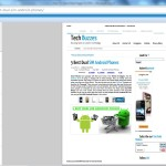 save print, Save Web Pages To PDF, techbuzzes