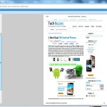 Save Web Pages To PDF, Techbuzzes