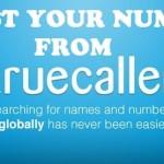 TrueCaller, Unlist TrueCaller, Remove Truecaller,