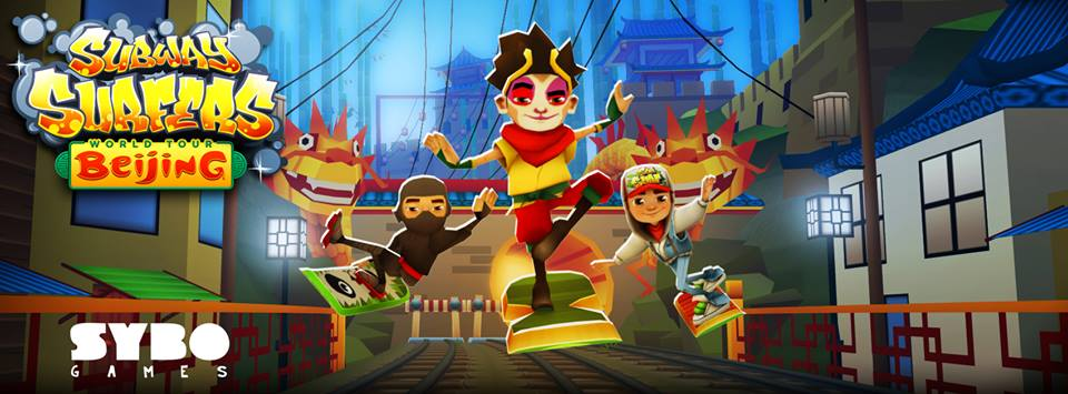subway surfers Beijing update, subway surfers, tour beijing, Beijing, techbuzzes.com, tehbuzzes, android games, ios games, next update after Beijing, next update, subway surfers for PC,