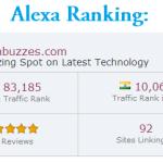 Alexa Rank, techbuzzes,