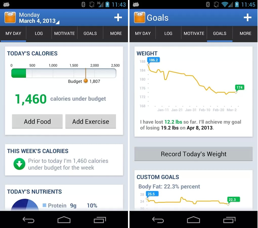 10 Best Fitness Apps for Android Phones, techbuzzes, Fitness Apps for Android