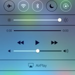 iOS 7 Tricks , Control Panel iOS 7, Control Panel on iOS 7, Control Center on iOS 7, ShortCut on iOS 7, techbuzzes