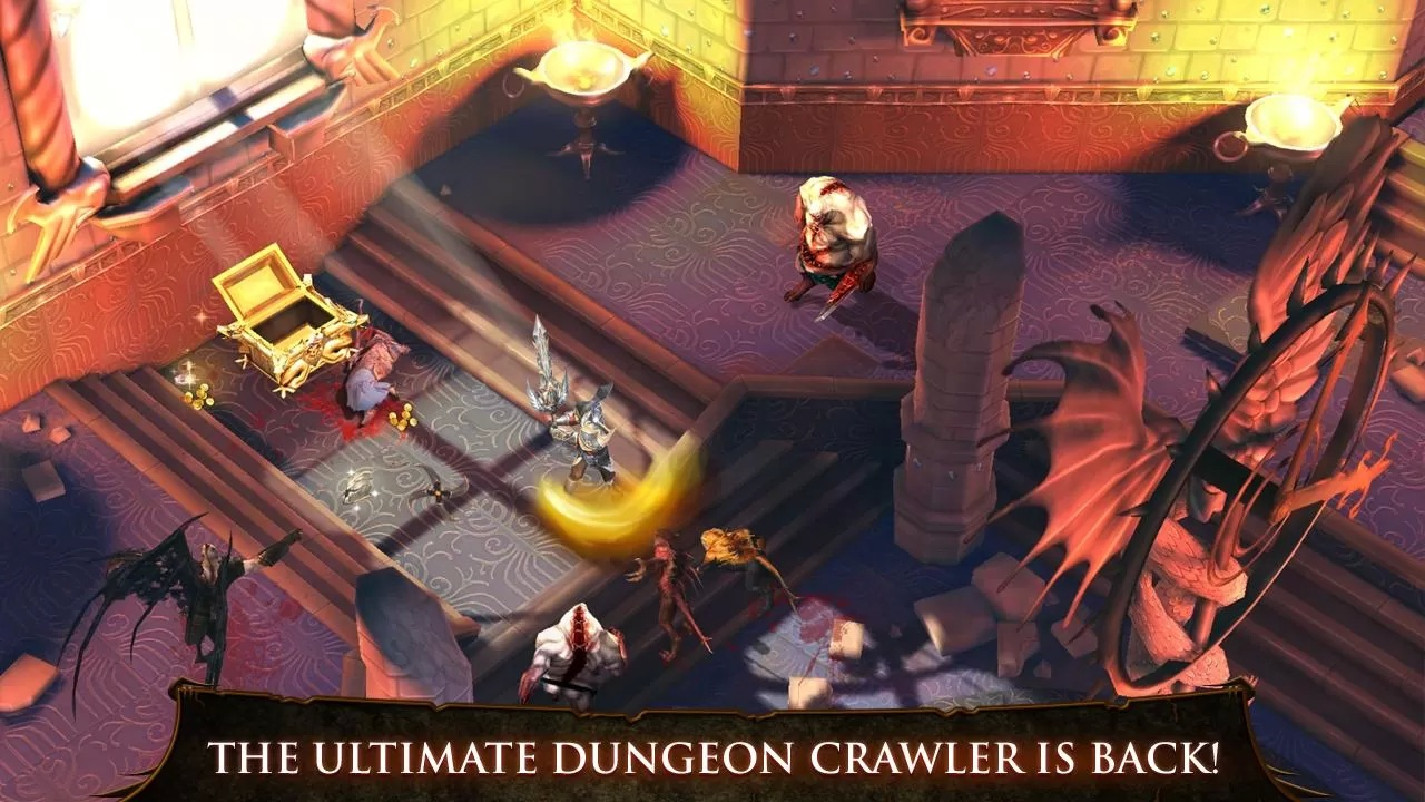 Dungeon Hunter 4, Dungeon Hunter 4 for Android, Action Games for Android, Dungeon Hunter 4 Action Games for Android, techbuzzes.com
