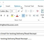 New Mail Message outlook 2013, Outlook 2013 new mail, techbuzzes