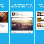 Foursquare , Must Have Apps for iOS 7, Foursquare for iOS 7, Foursquare App, Foursquare iPhone, Techbuzzes
