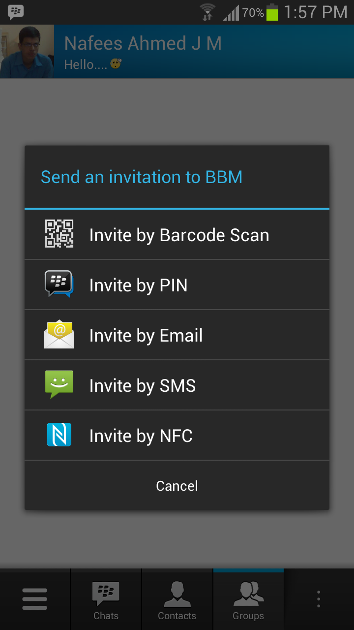 BBM app for Android, bbm for ios, bbm for android, bbm application for android & ios, bbm, techbuzzes.com, techbuzzes, android apps, ios apps, whatsapp, viber, blackberry