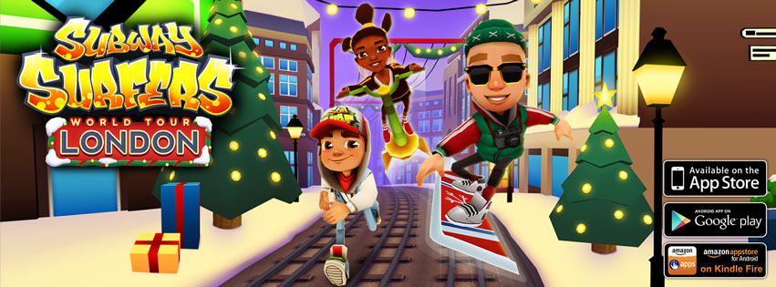 London update, tour London, subway surfers, World tour, subway surfers world tour, techbuzzes.com, techbuzzes, android games, endless game, ios games, next update, subway surfers for PC