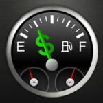 Fuel Monitor Logo, Fuel Monitor iOS, Fuel Monitor App for iOS, Travel App,