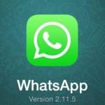 Update WhatsApp Messenger, Update WhatsApp Messenger for ios, techbuzzes