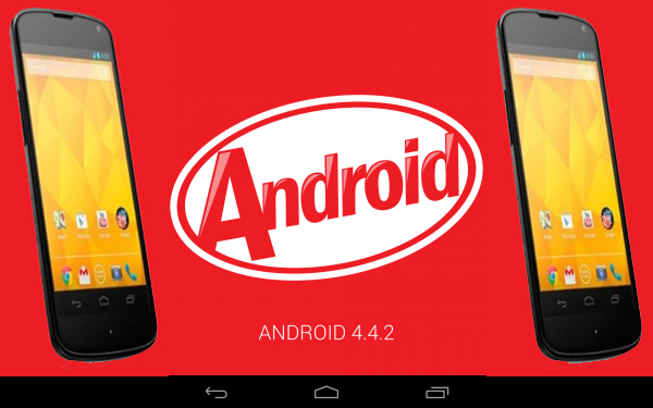 Install Android 4.4.2 KitKat