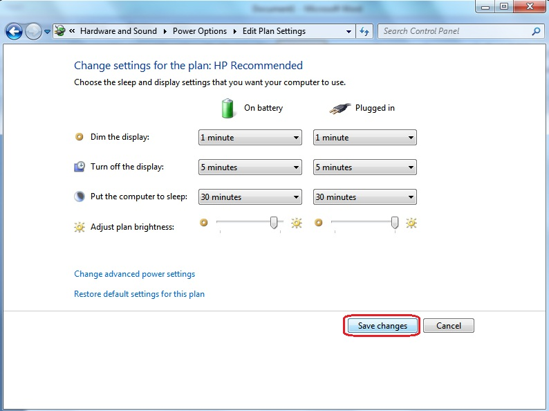 Sleep Mode, Power Options windows, Power Options windows7 , Power Options windows 8