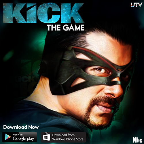 Kick, Kick Movie, salman, salman khan, Bollywood Movie, Kick Movie, Hindi film Kick, Movie games, android games, windows game, ios game, techbuzzes,com, tecbuzzzes, hindi movie games, bollywood movie games
