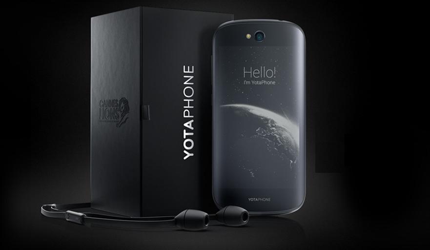 YotaPhone 2, TechBuzzes, YotaPhone