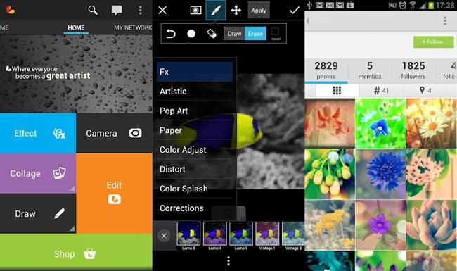 Photo Editing Apps, PicsArt Photo Studio, PicsArt Photo Studio for android, TechBuzzes