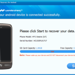 recover deleted files or data from Android, android recovery, TechBuzzes,wondershare,wondershare for pc