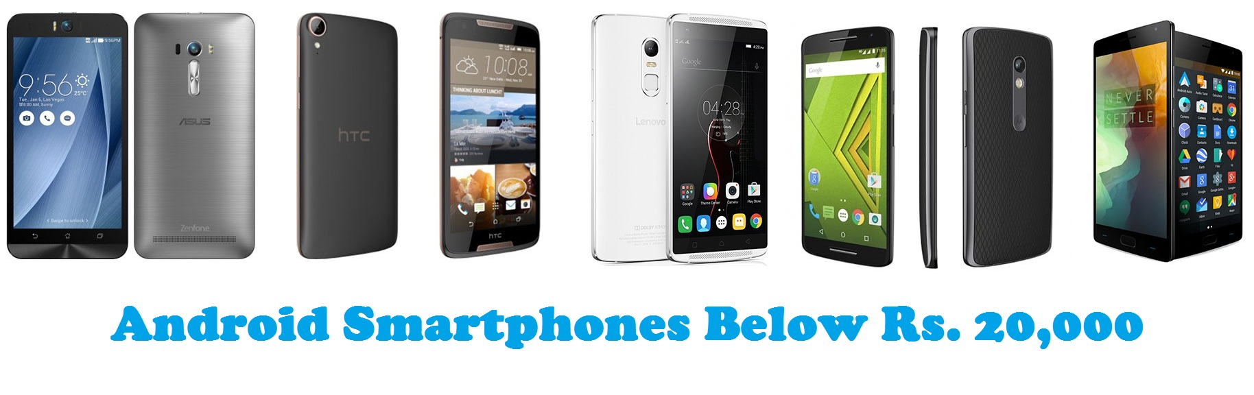 Smartphones TechBuzzes