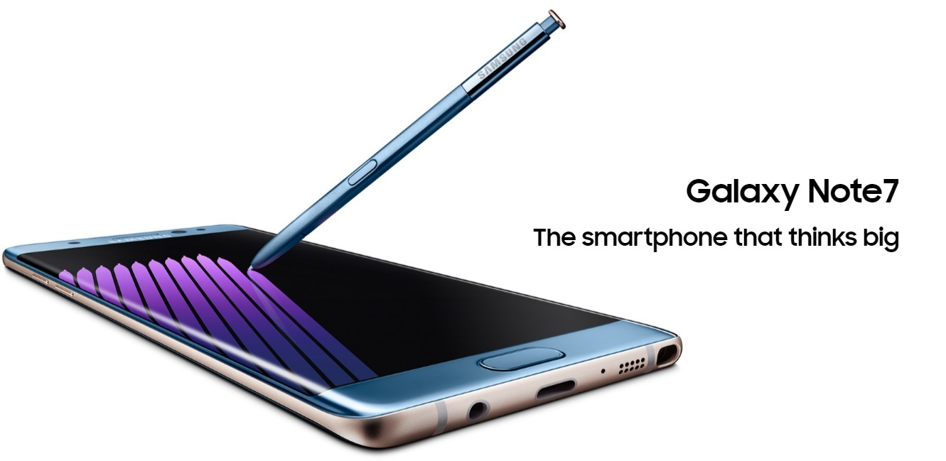 Samsung Galaxy Note 7,TechBuzzes