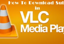Download Subtitles in VLC, techbuzzes, techbuzzes.com,