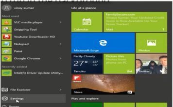 How To Stop Apps From Running In Background In Windows 10, Windows 10, techbuzzes, techbuzzes.com,