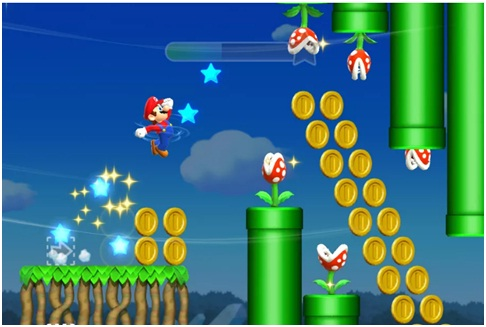 Super Mario Run for Android & iOS, Super Mario Run for Android, Super Mario Run for iOS, Super Mario Run, TechBuzzes, TechBuzzes.com