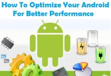 Optimize Your Android. techbuzzes.com, techbuzzes
